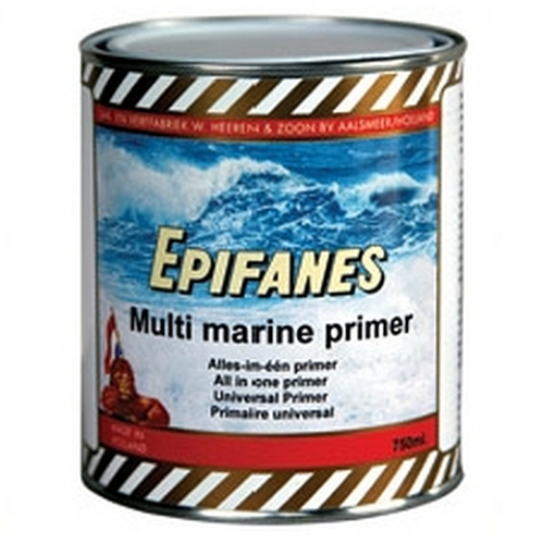 Epifanes Multi Marine Primer 750ml - White / Grey